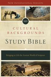 Cultural Background Bible