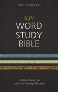 KJV Word Study Bible