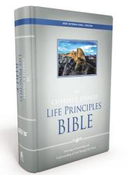 NIV Charles F. Stanley Life Principles Bible