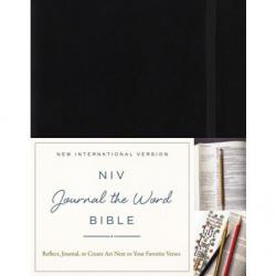 NIV Journal the Word Bible