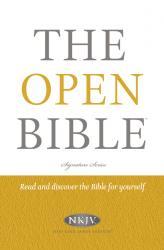 NKJV Open Bible
