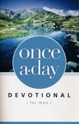 Once a Day Devotional for Men